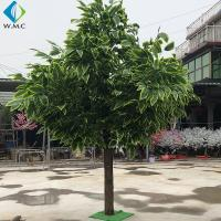 Buy cheap Home Decoration Fake Mango Tree 3m Height Customized Design product