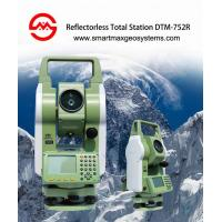 China DTM-752R Reflector less Total Station on sale