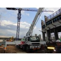 Buy cheap 47 Meters 8x4 Concrete Pump Trucks product