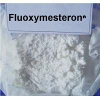 Buy cheap Pharmaceutical Testosterone Steroid Fluoxymesterone / Halotestin 76-43-7 product