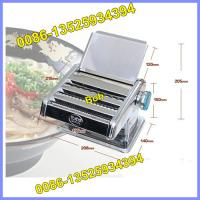 Buy cheap Dumpling skin, noodle skin, noodle maker, household noodle making machine product