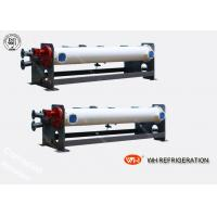 Buy cheap High Efficiency Dry Heat Exchanger Shell And Tube For Water Cooled Screw Water Chiller product
