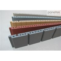 Colorful Exterior Facade Panels F18 , Constructed Terracotta Building Material