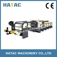 Hydraulic Lifting-up Paperboard Sheeting Cutting Machine,Automation PP PS Sheeting Machine