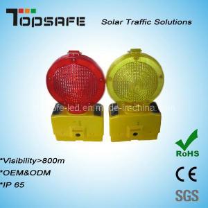 Buy cheap Solar Traffic Warning Lamp product