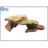 China  Customized Polyresin Fish Aquarium Craft Moss Rock Aquarium Ornaments  for sale