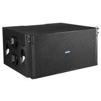 """Buy cheap 3*18"""" professional three way line array speaker system LAV318B product"""