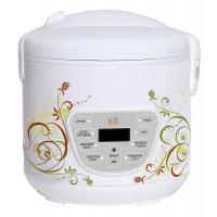 Buy cheap Multi Cooker: 12 in 1 Multi Rice Cooker, LED Display, Non-stick Inner Pot, CE, CB, 4L/700W product