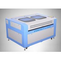 China Fabric Leather Textile CO2 Laser Engraving Machine With Auto Feeding Function on sale