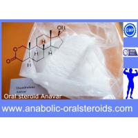 Buy cheap Potent Fat Burning Anabolic Oral Steroids Oxandrolone Anavar 53-39-4 For Muscle Growth product