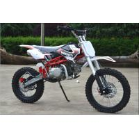 Buy cheap single cylinder 4 stroke 125cc mini dirt bike with manual clutch 4 speed product