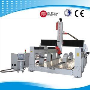 Buy cheap EPS Foam Mould Carving CNC Machine product