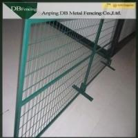 China Outdoor Temporary Security Fencing For Sporting Events / Major Public Site on sale
