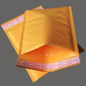 Buy cheap Kraft Bubble Mailer, Kraft Bubble Envelopes ,Kraft Envelope With Bubble Lining E-012 product