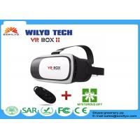 Buy cheap II 2.0 Version VR Virtual Reality 3D Glasses VR Box with Remote product