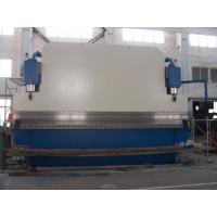 Buy cheap CNC Hydraulic Steel Plate Press Brake Machine , Metal Sheet Bender Machine 160 x 3200 product