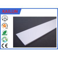 Buy cheap 50mm Width T5 Aluminium Flat Bar For Home Decoration Extruded Aluminum Parts product