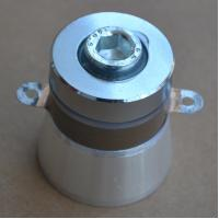 Multifunction Electrical Transducer : Multi frequency vibration high power ultrasonic transducer
