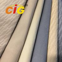 Buy cheap 100% Polyester Material Velvet/Embossed Design Auto Seat Upholstery Fabric from wholesalers
