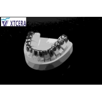 Buy cheap 7.8g/cm2 500MPa Sintering Dental Metal Casting Alloys product