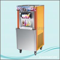 China Low Noise Industrial Ice Cream Maker Machine With LED Display Auto - Operationn on sale