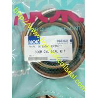 Buy cheap Waterproof Excavator Seal Kit  / Boom / Bucket  Cylinder Repair Seal Kit For Excavator product