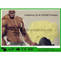 Buy cheap Legal Bodybuilding Supplements SARMS Steroids S4 Andarine CAS 401900-40-1 product