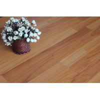 China Laminated Flooring with Crystal Surface,Three Strips,New Style,8mm on sale
