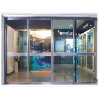 Buy cheap Durable Heavy Duty Aluminum Sliding Door, Office Metal Partition Sliding Doors With Glass product