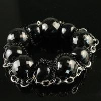 Buy cheap Handwork Bracelet, Graceful Design, Made of Metals and Plastic, Various Colors from wholesalers