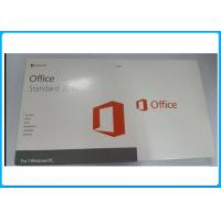 Online activation Office 2016 standard License 1PC + DVD Retailbox