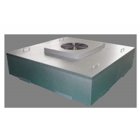 Buy cheap DOP Inject Port Dust Free Room FFU Fan Filter Unit With Hepa Filter from wholesalers