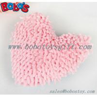 Buy cheap Plush Pink Heart Shape Pet Toy With Squeaker product
