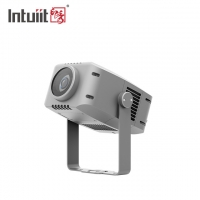 China Ultra Compact 75W LED Long Focal Decorative Projector Lights on sale