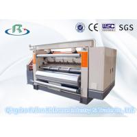 Buy cheap Vacuum Suction Fingerless Model Single Facer Corrugated Machine product