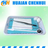 China PP Material Disposable Dental Instrument /  sterile dental oral instrument kit wholesale