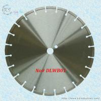 Buy cheap Laser Welded Diamond Saw Blade - DLWB01 (General Purpose) product