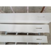 Buy cheap Man Made Solid Stone Countertops Skirting Apron Tissue Holes Custom Stone Form product