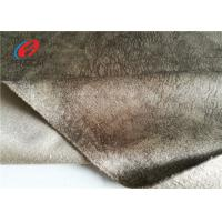 Buy cheap Customized 100% Micro Suede Polyester Fabric For Sofa / Home Textile / Cushion product