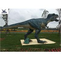 Buy cheap Jurassic Realistic T Rex Lawn Ornament Waterproof / Sunproof / Snowproof from wholesalers