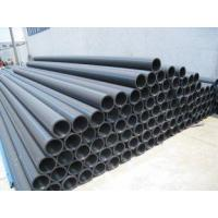 China High Density Long Life Polyethylene Black HDPE Pipe Lining For Water Supply on sale