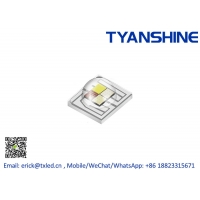 Buy cheap LM-80 Ceramic SMD3535 RGBW LEDs 4W CRI80 with Osram chip Architectural illumination product