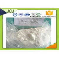 Buy cheap CAS 94-09-7 Local Anesthetic Agents GMP Standard Benzocaine 20-40 Mesh/ 200 Mesh product