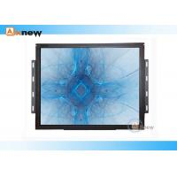 Buy cheap infrared Open Frame Touch Screen Monitor 19 inch VGA DVI for kiosk product