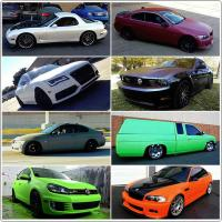 Buy cheap 400ml MSDS Removable Rubber Spray Paint Harmless Anti Abrasion For Car product
