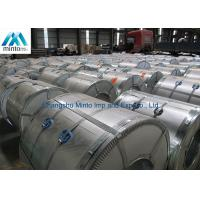 Buy cheap JIS G3302 SGCC Cold Rolled Galvanized Steel Roll 0.13mm  - 3.0mm Thickness product