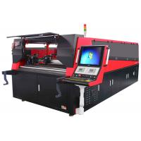 Buy cheap High Efficient Automatic Printing Machine / Drawing Line Wire Cutting Machine For Upper Painting product