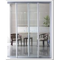 Buy cheap CY-LG101A Waterproof Modern Glass Room Dividers, Customized Aluminum Bypass Sliding Door Factory For Kitchen product