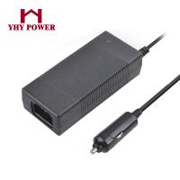 Buy cheap 19v 2.37a Universal Laptop Power Adapter 1200mm DC Cable Length product