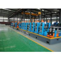 Buy cheap Steel ERW Pipe Mill / Tube Mill Production Line For Square Pipe Production product